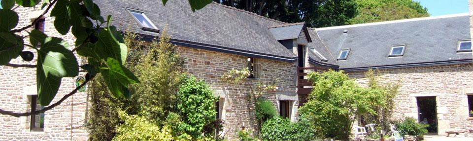Les Pieds dans l'Herbe - Chambres d'hotes et gîtes - Rosporden - Finistère Bretagne