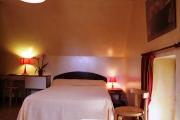 Chambres d'hôtes Les Pieds dans l'Herbe – Rosporden – Finistère Bretagne - chambre lit double